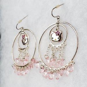 Hello Kitty women's earrings